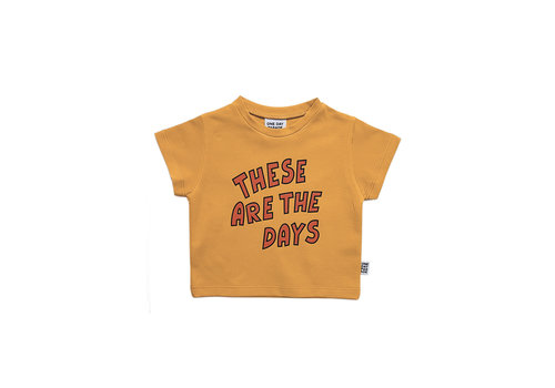 One Day Parade One Day Parade T Shirt These Are The Days