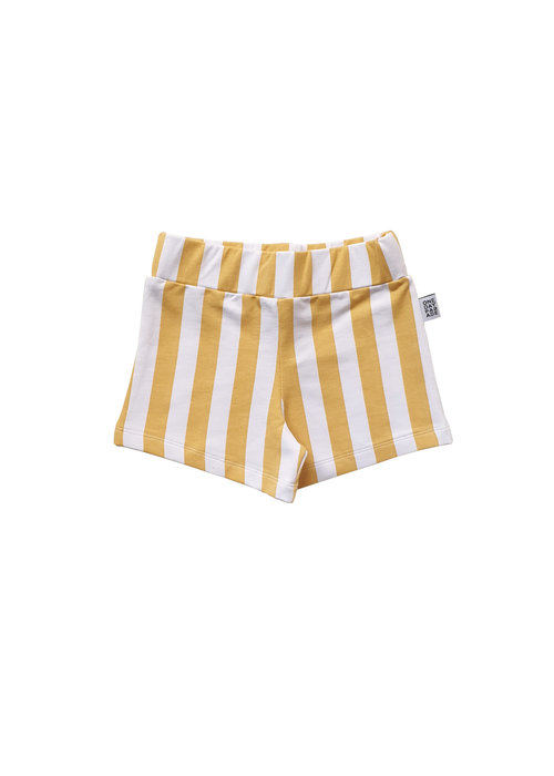 One Day Parade One Day Parade Shorts Yellow Stripe