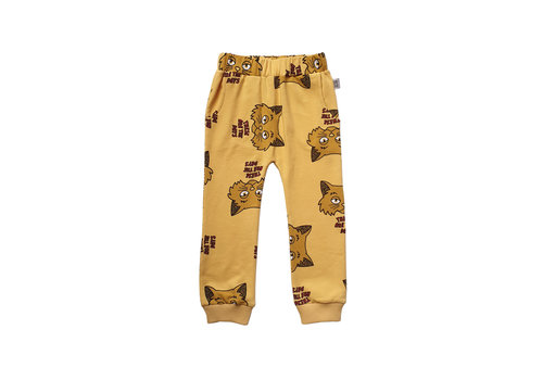 One Day Parade One Day Parade Sweatpants Yellow Cat