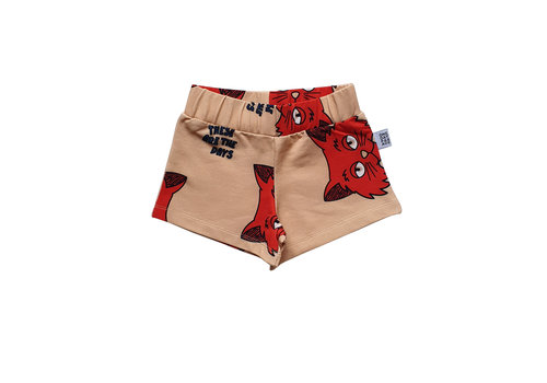One Day Parade One Day Parade Shorts Brown Cat