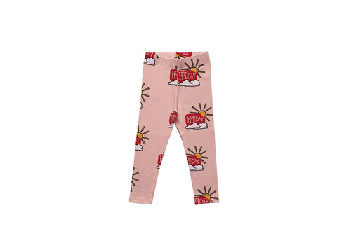 One Day Parade One Day Parade Legging Pink Holiday