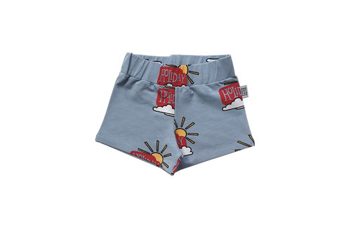 One Day Parade One Day Parade Shorts Blue Holiday