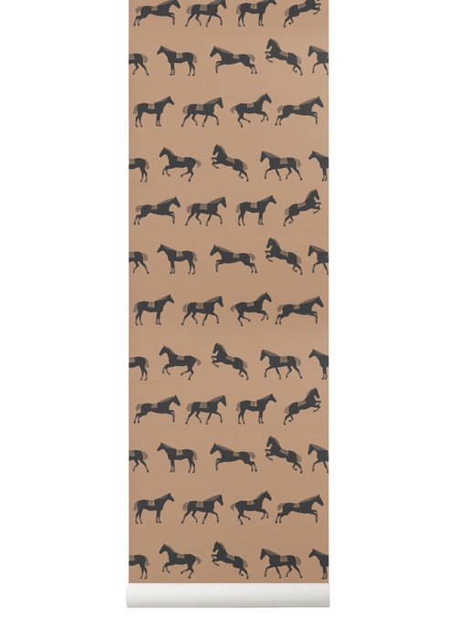 Ferm Living Ferm Living Horse Wallpaper