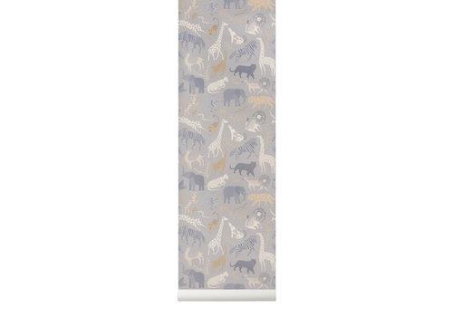 Ferm Living Ferm Living Safari Wallpaper