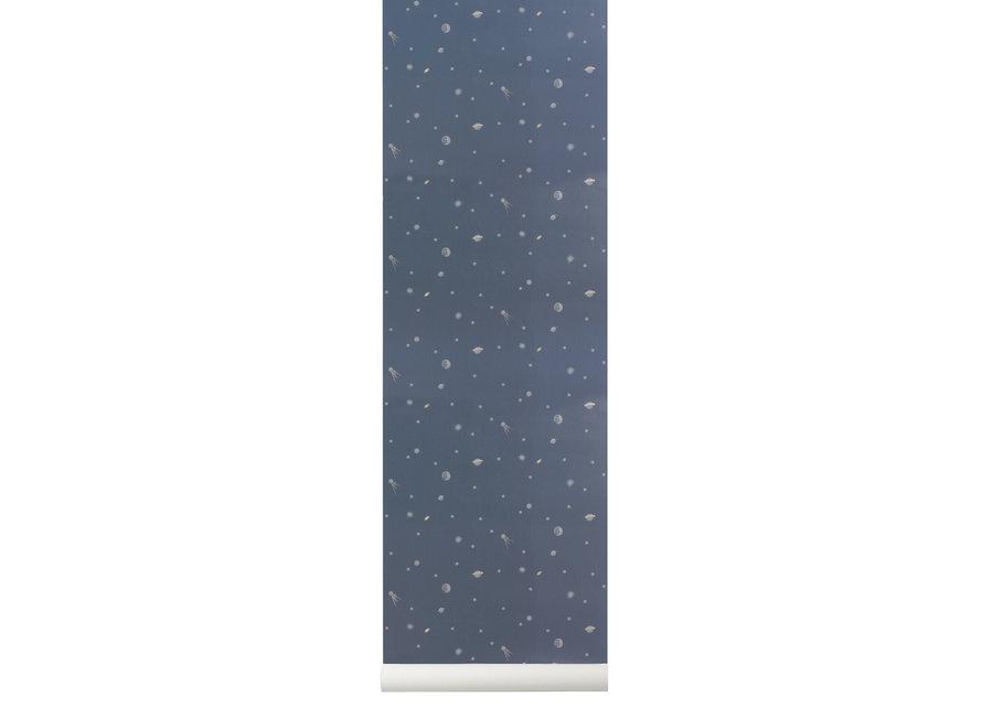 Ferm Living Moon Wallpaper