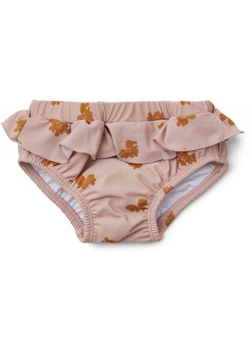 Liewood Liewood Elise Baby Girl Swim Pants Sprout Rose