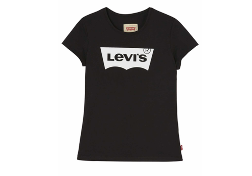 LEVI'S LEVI'S Batwing SS Girls -Caviar