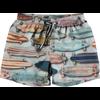 Molo Molo Niko UV Zwemshort Boys Board Stripe