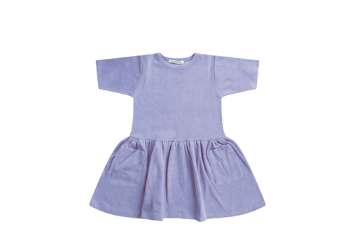 Mingo Mingo Dress Terry Lilac