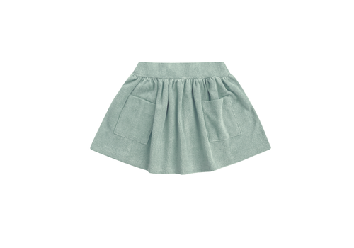 Mingo Mingo Skirt Terry Mint