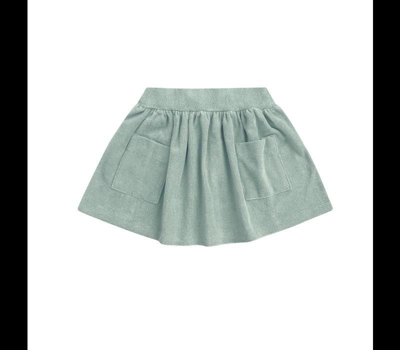 Mingo Skirt Terry Mint