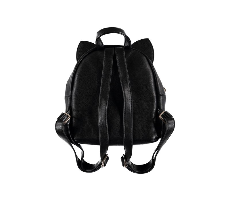 Molo Kitty Backpack Black