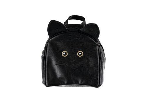 Molo Molo Kitty Backpack Black