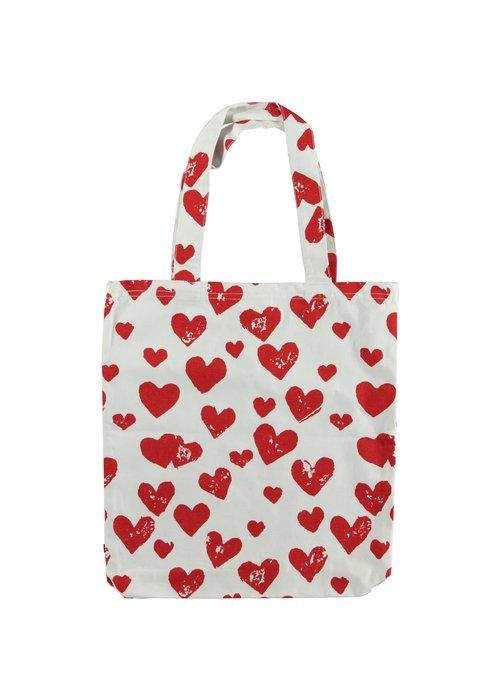 Molo Molo Tote Bag Hearts