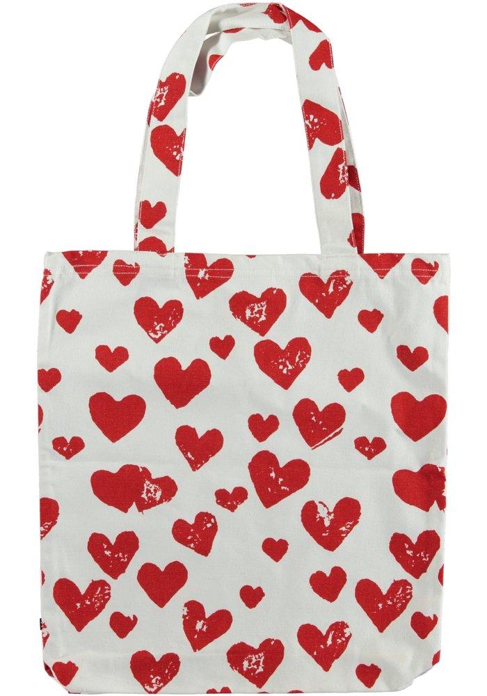 Molo Tote Bag Hearts