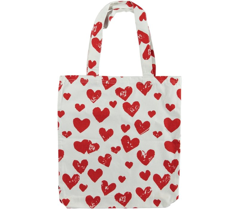 Molo Tote Bag Hearts