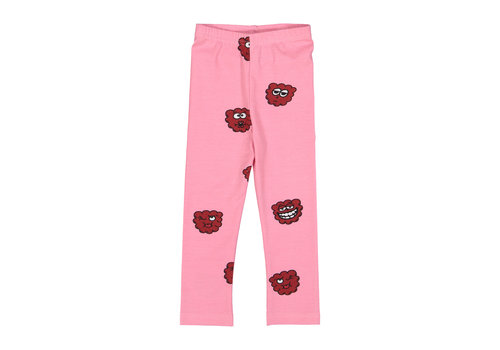 Hugo loves Tiki Hugo Loves Tiki Leggings Pink Raspberry