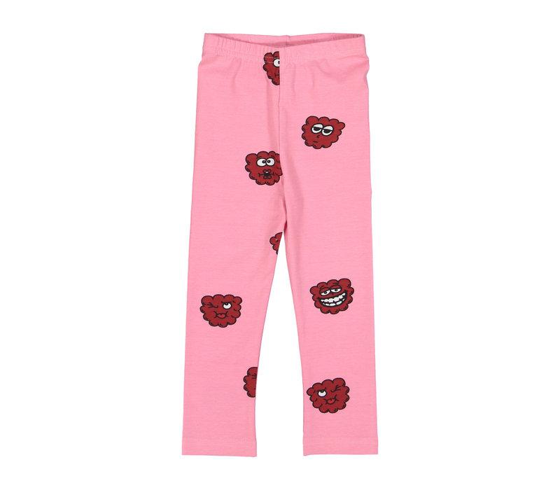 Hugo Loves Tiki Leggings Pink Raspberry