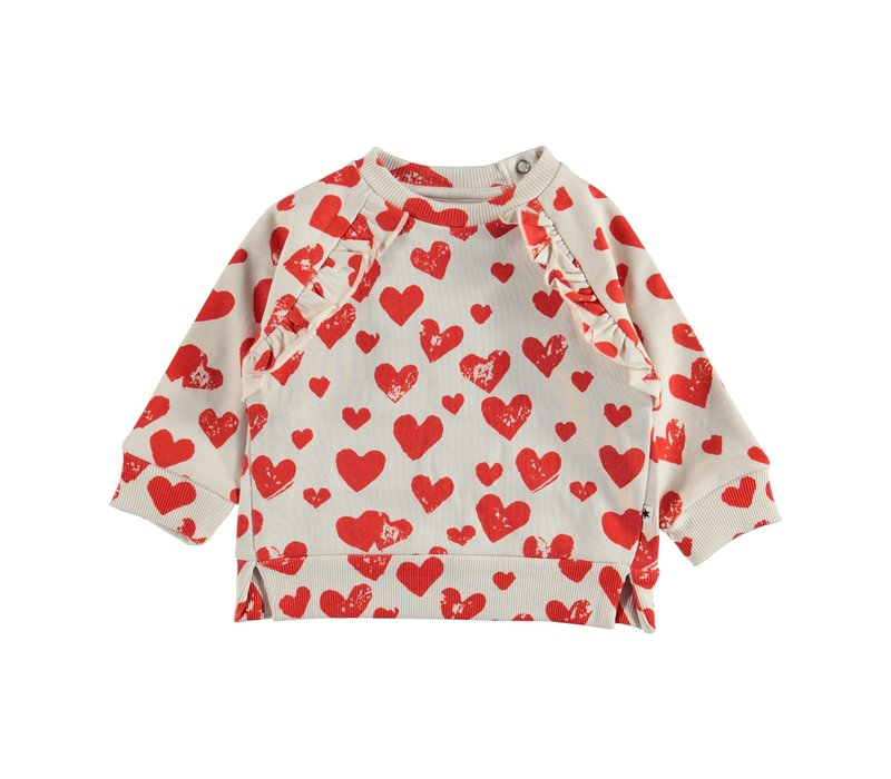 Molo Dayna Sweat Shirt All is Love