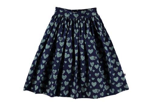 Molo Molo Brittany Skirt Blue Love