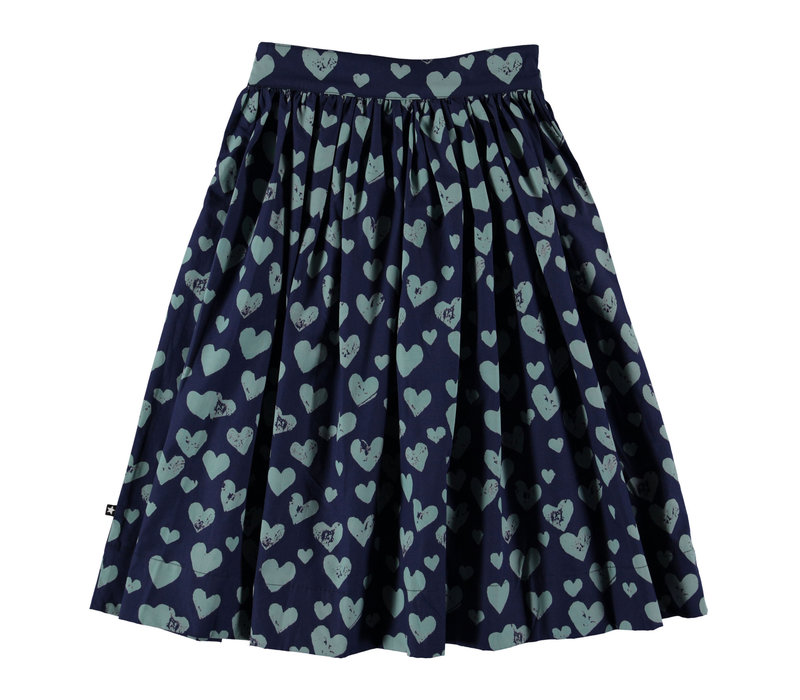 Molo Brittany Skirt Blue Love
