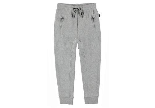 Molo Molo Ash Soft Pants Grey Melange