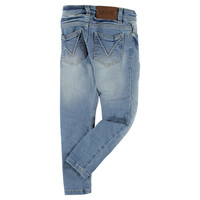 Molo Aksel Woven Pants Worn Denim