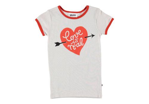 Molo Molo Rhiannon T-shirt Parchment
