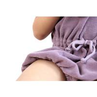 Daily Brat Joe Towel Suit Lilac