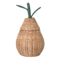 Ferm Living Braided Pear Storage Small
