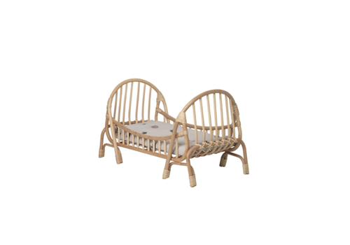 Ferm Living Ferm Living Kuku Doll Bed Naturel