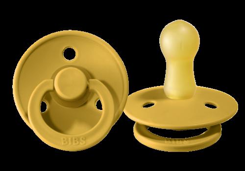 BIBS BIBS Pacifier - Moustard