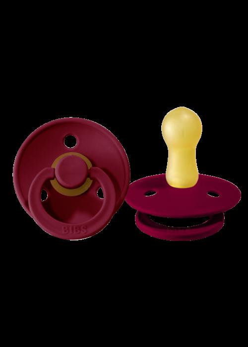 BIBS BIBS Pacifier - Ruby