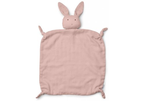 Liewood Liewood Agnete Cuddle Cloth Rabbit Rose