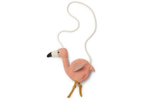Liewood Liewood Momo Bag Flamingo Coral Rose