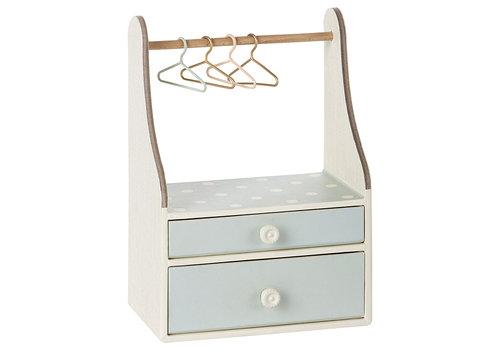 Maileg Maileg Warrobe Dresser Mint