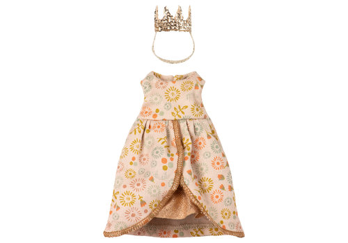 Maileg Maileg Queen Clothes for Mouse