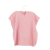 Nanami Nanami Mousseline Poncho 3-4 jaar Pink