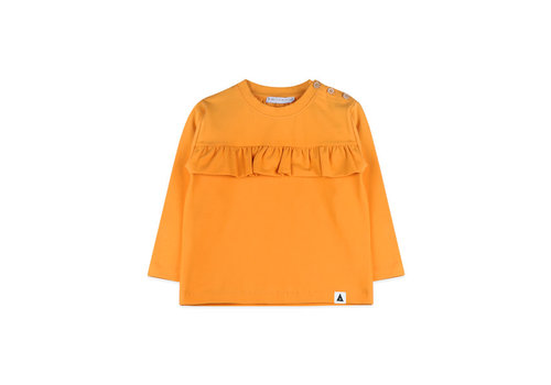 Ammehoela Ammehoela Coco Shirt Baby Yellow