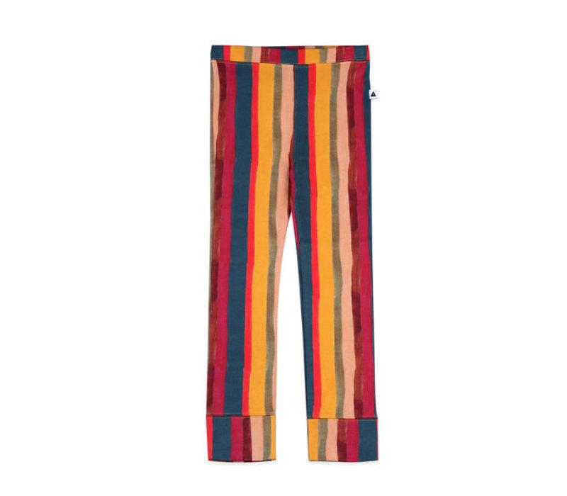 Ammehoela James Legging Fall Stripe