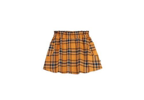 Ammehoela Ammehoela Flynn Skirt Yellow Check