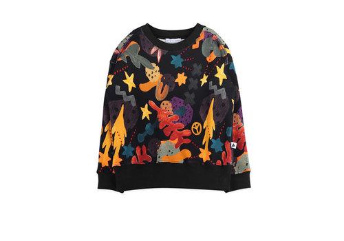 Ammehoela Ammehoela Rocky Sweater Forrest AOP