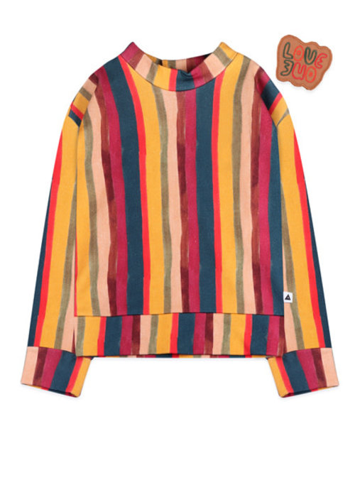 Ammehoela Ammehoela Dexx Sweater Fall Stripe
