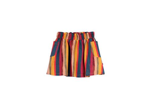 Ammehoela Ammehoela Flynn Skirt Fall Stripe