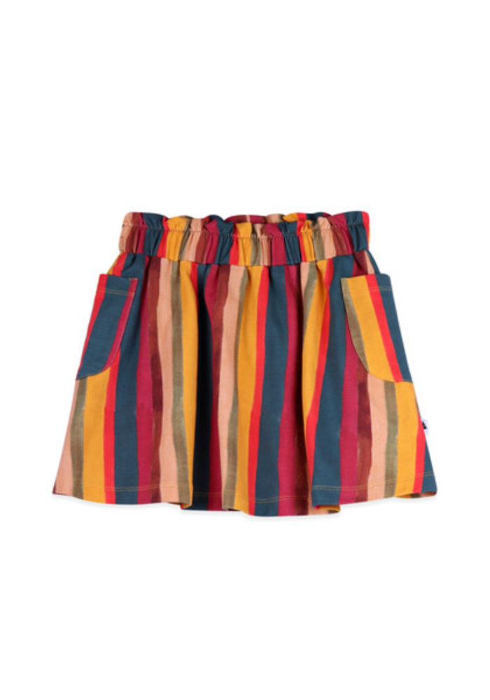 Ammehoela Flynn Skirt Fall Stripe