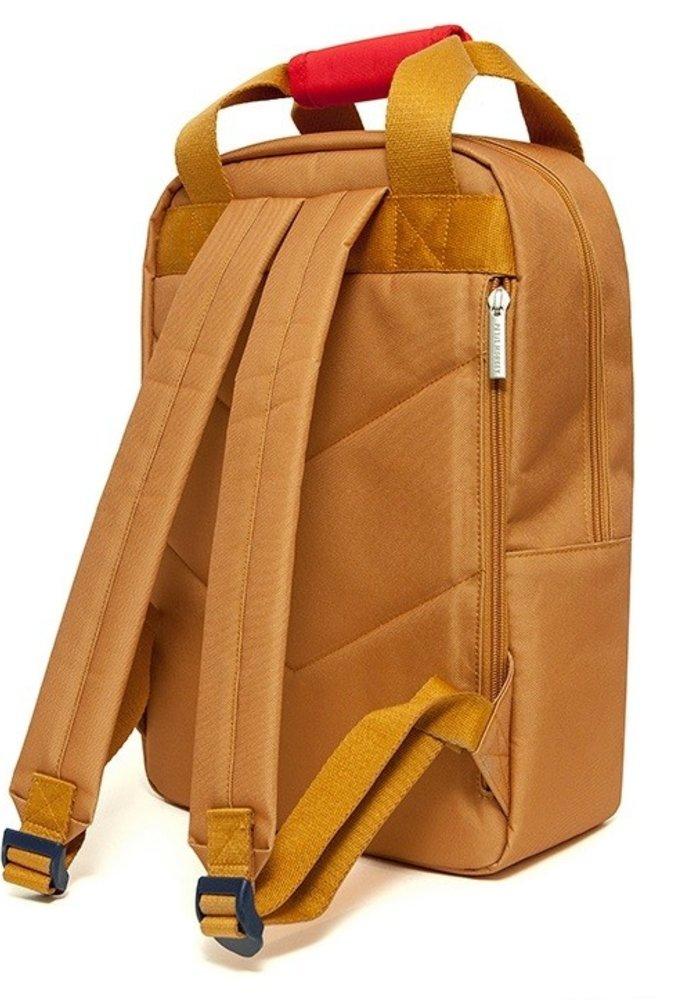 Petit Monkey Backpack Inca Gold L