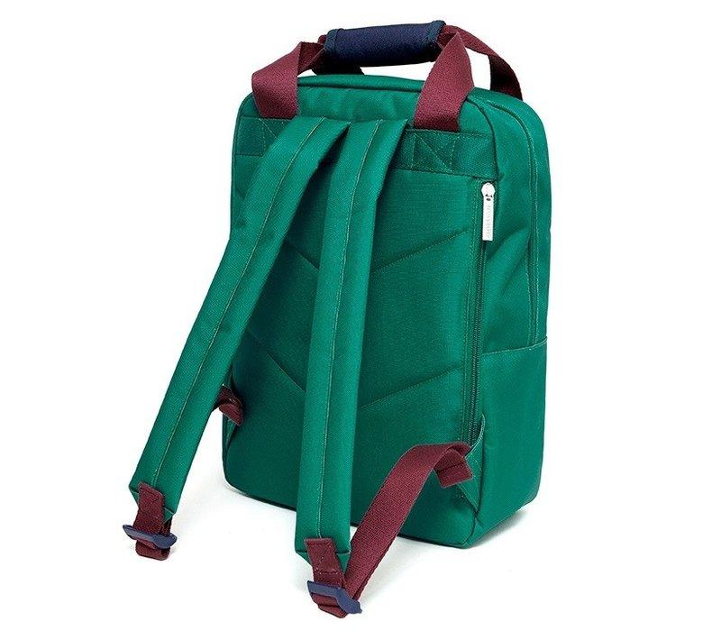 Petit Monkey Backpack Cadmium Green L