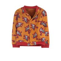Ammehoela Ollie Jacket Tiger Yellow Kids