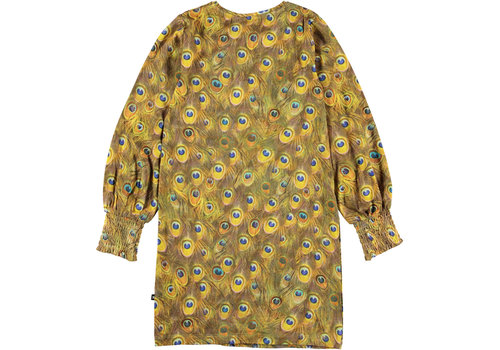 Molo Molo Corelia Dress Peacock Jersey