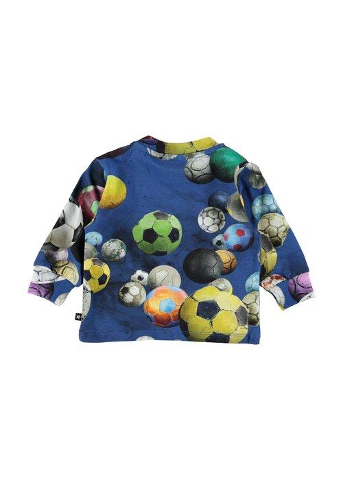Molo Molo Eloy T-shirt LS Cosmic Footballs